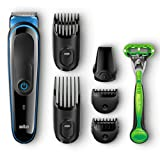 Braun MGK3040 7-in-1 All-in-One Beard Trimmer for...