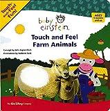 Touch and Feel Farm Animals (Baby Einstein)