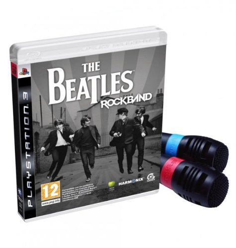 The Beatles: Rock Band + Microfonos