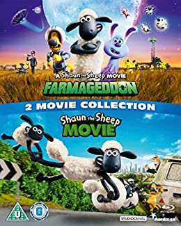 Shaun The Sheep - 2 Movie Collection