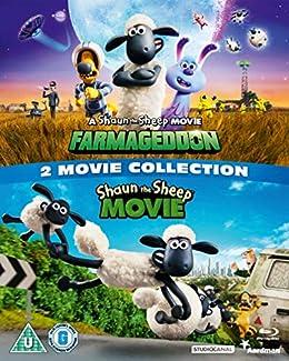 Shaun The Sheep - 2 Movie Collection