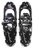 JNJ Aerowheels Snow Shoes, Size 8.5' x 25'