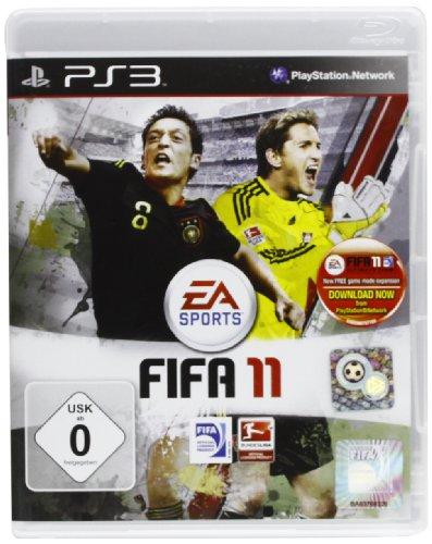 Electronic Arts FIFA 11 (PS3) - Juego