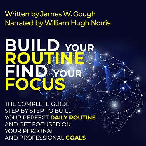 Build Your Routine Find Your Focus Titelbild