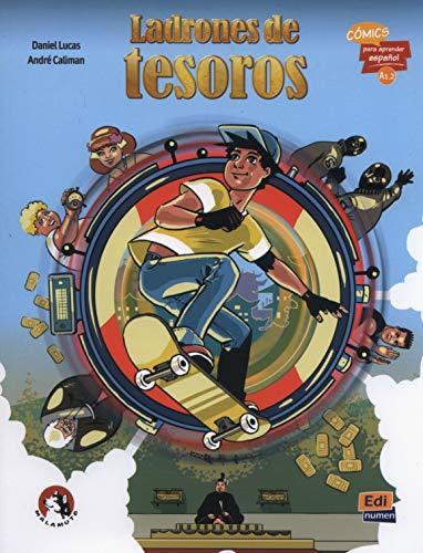 Ladrones del tesoro: Comic Level A1.2