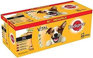 PEDIGREE Våtfoder för Hundar- 40 x 100 g