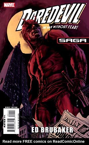 Marvel Daredevil By Ed Brubaker Saga (English Edition)