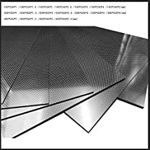 200X300X4.0MM 100% 3K Plain Weave Carbon Fiber Sheet Laminate Plate Panel
