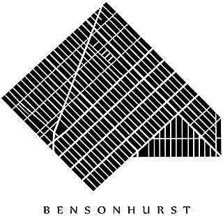 Bensonhurst Neighborhood Map - Brooklyn, New York City Poster