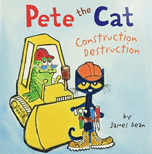 Pete the Cat Take-Along Storybook Set: 5-Book 8x8 Set