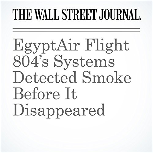 EgyptAir Flight 804's Systems Detected Smoke Before It Disappeared cover art