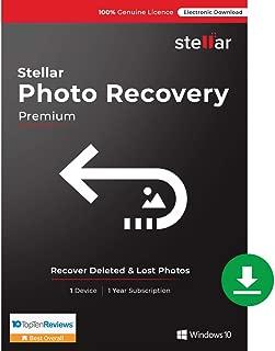 Stellar Phoenix Photo Recovery Premium (Windows) [Download]