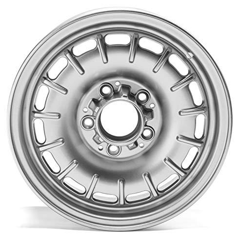 Classic Wheel Mercedes Benz 14x6 Silver,PCD 5x112, ET30