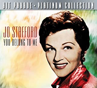 You Belong to Me by Jo Stafford (2008-04-08)