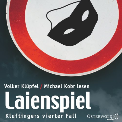 Laienspiel audiobook cover art