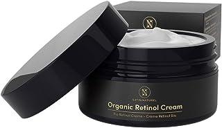Crema Facial de Retinol ORGÁNICO Lifting DOS VECES MAYOR 100ml - Sistema 3% Retinol de Liberación Sostenida + Acido Hialur...