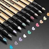Metallic Stifte, ANYUKE 10 Farbe Metallic Marker Stifte