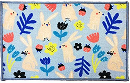 Alfombra Infantil conejitos Bunny 7350010-4