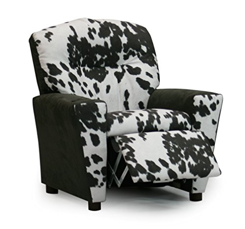 Toddler Upholstered Recliner