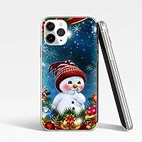 該当するiPhone12用キュートメリークリスマスケースiPhone11用12Pro XRXSマックスミニ7X 8 66Sプラス55S SE2020シリコン