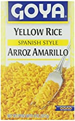 8 Oz Box (Pack of 6) Arroz Amarillo