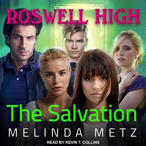 The Salvation cover art