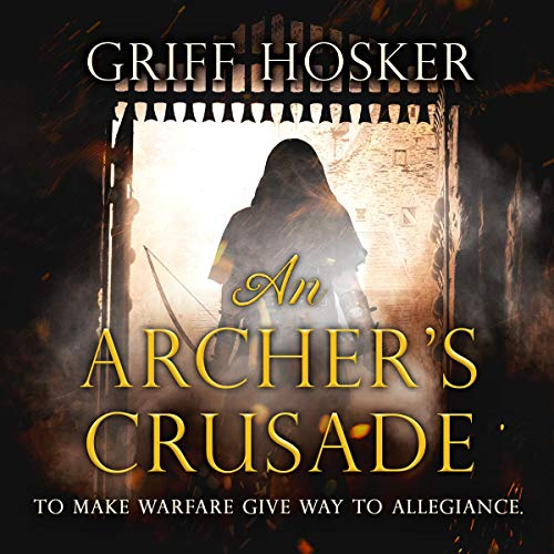 An Archer's Crusade cover art