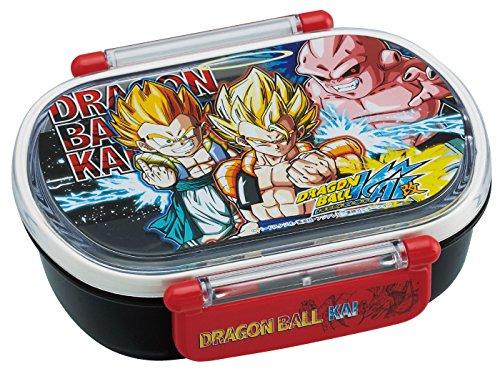 Tight lunch box oval 360ml Dragon Ball Kai 14 QA2BA by...