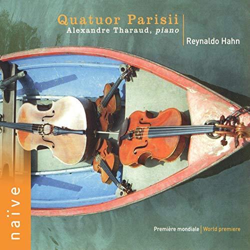 Quintette pour quatuor à cordes et piano in F Minor: III. A