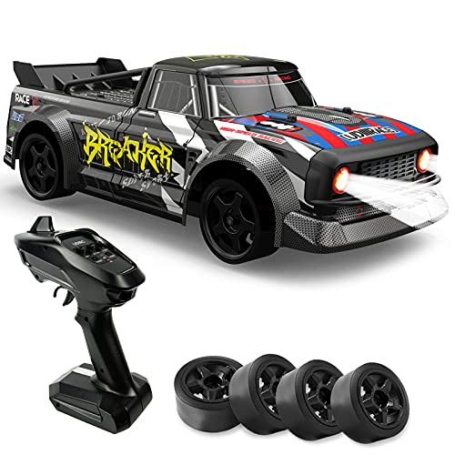 Cheerwing 1:16 Remote Control Car 2.4G RC Car 4WD RC Drift Car 40KM/H High Speed Brushless Fast Cars Truck for Kids and Adults
