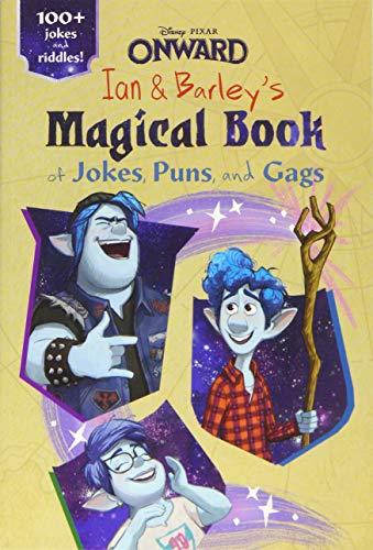 Onward Ian & Barley's Magical Book of Jokes, Puns, and Gags