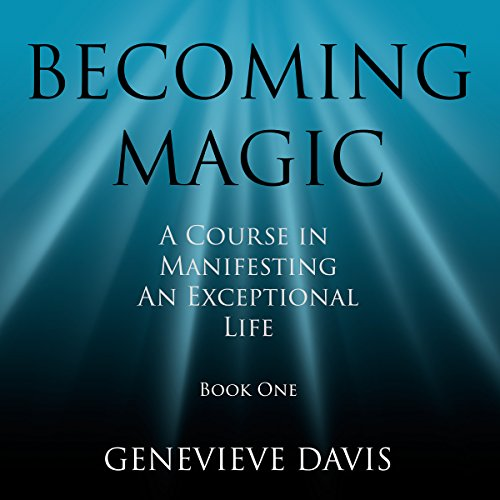 Becoming Magic audiobook cover art