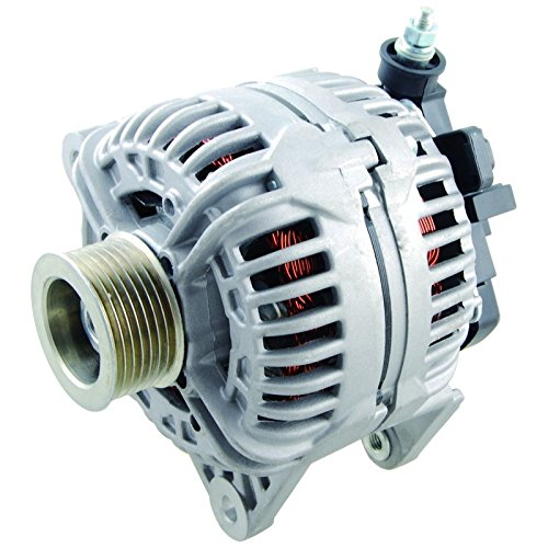 New Alternator Replacement For Dodge Ram Pickup HEMI 5.7L V8 2007-2008 0124525111, 0124525155, 56028699AB, 56028699AC