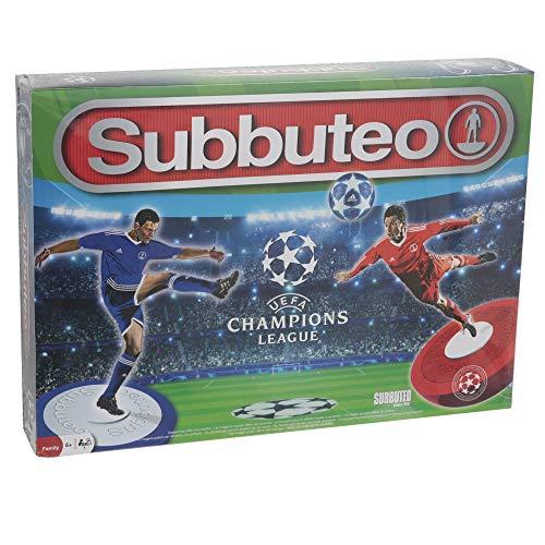 Giochi Preziosi–Subbuteo Edición Champions League, con 2angulares, accesorios y campo de fútbol , color/modelo surtido