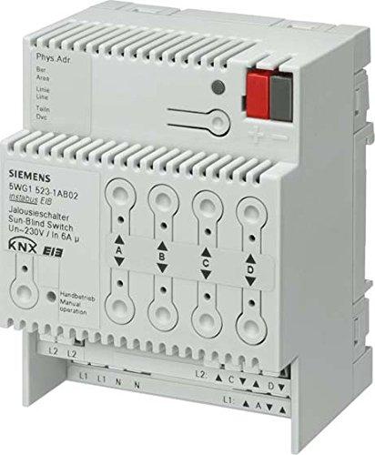 Siemens instabus eib - Interruptor persiana -n-523/02 4x230vac 6a