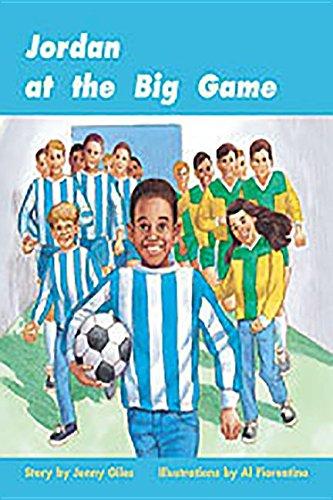 Jordan at the Big Game: Individual Student Edition Orange (Levels 15-16) (Rigby PM Plus)