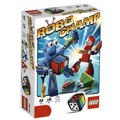 LEGO Robo Champ Strategie