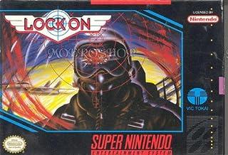 Lock On - Nintendo Super NES