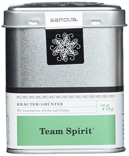 Samova Team Spirit - Kräuter/Grüntee, 1er Pack (1 x 75 g)