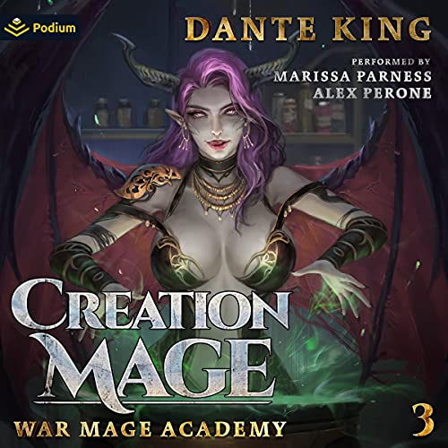 Creation Mage 3 cover art