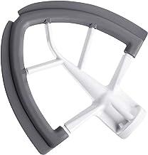 Flex Edge Beater for 4.5-5 Quart KitchenAid Tilt-Head Stand Mixer, Flat Beater Bowl Scraper with Silicone Edges