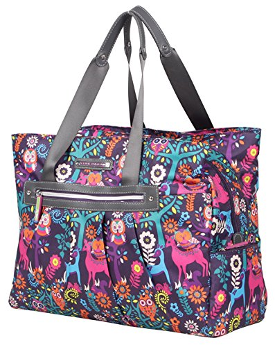 Lily Bloom Satchel (One Size, WildWoods)