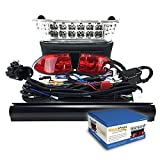 RecPro CLUB CAR PRECEDENT GOLF CART LED DELUXE All LED LIGHT KIT W/ TURN SIGNALS 2008.5-NEWER