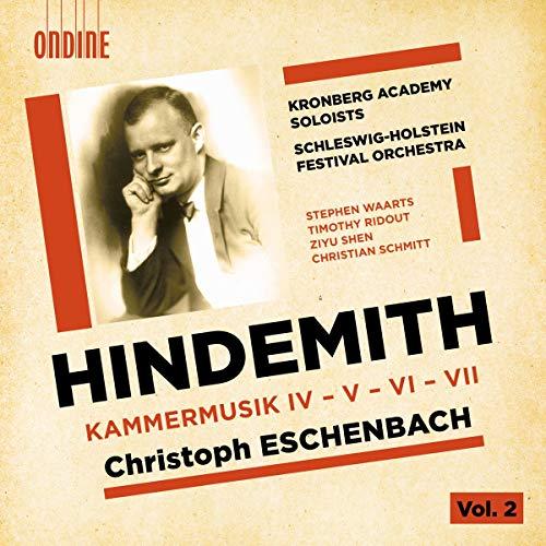 Paul Hindemith: Kammermusik IV-V-VI-VII