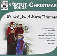 Greatest Songs Christmas: We Wish Merry Christmas