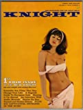 Knight - The Magazine for the Adult Male - Volume 5, Issue Number 9 - November 1966 [VINTAGE MEN'S MAGAZINE]