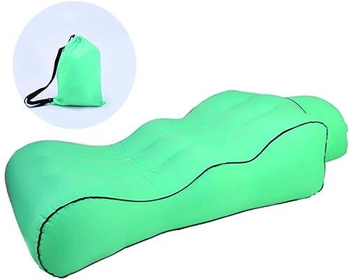 buena calidad Fang zhou Sofá Inflable, Diseño portátil Compacto Compacto Compacto a Prueba de Agua y Fugas Anti-Aire para Viajes, campamentos, excursiones, Fiestas en la Piscina y en la Playa  ¡No dudes! ¡Compra ahora!