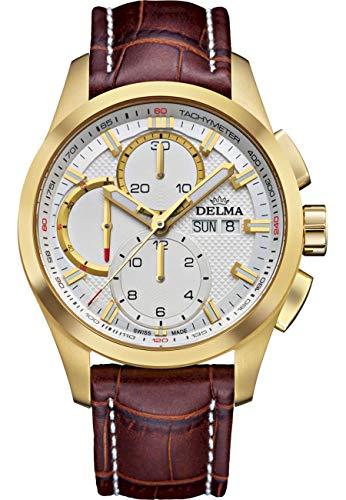 DELMA - Armbanduhr - Herren - Klondike Chronotec - 42601.660.6.061