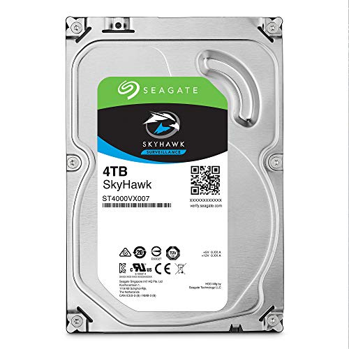 Build My PC, PC Builder, Seagate ST4000VXZ07/VX007