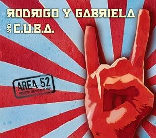 Rodrigo Y Gabriela / C.U.B.A. - Area 52 Japan SICP-3382